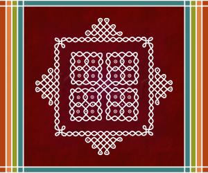 Digital Sikku Kolam
