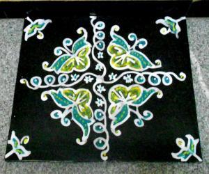 Rangoli: Butterfly Raaga
