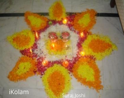 Rangoli: rangoli for diwali competition