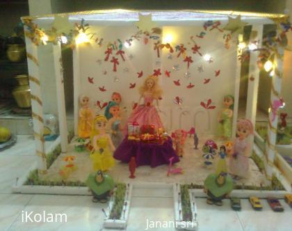Rangoli: golu-2010