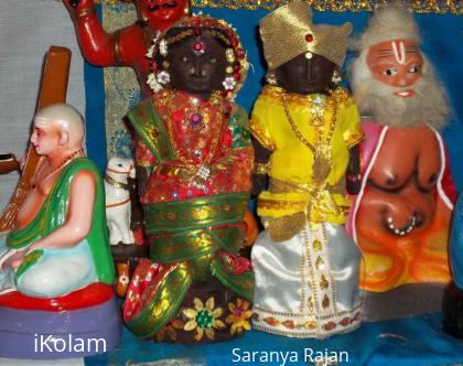 Rangoli: Marapachi Decoration Contest