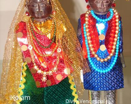 Rangoli: Marapachi Doll Decor Contest