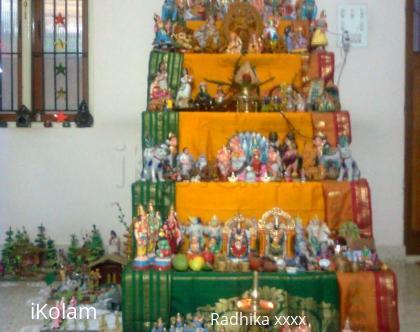Rangoli: Navaratri Contest