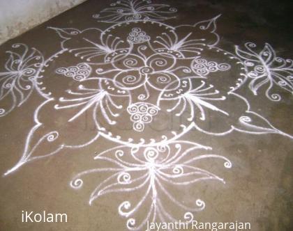 Rangoli: Margazhi10