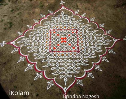 Rangoli: Happy Mother's Day -1