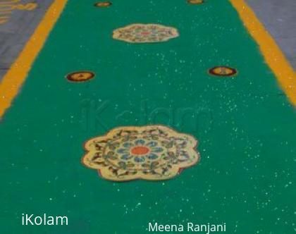 Rangoli: Diwali 2011 - Rangoli Ireland(1)