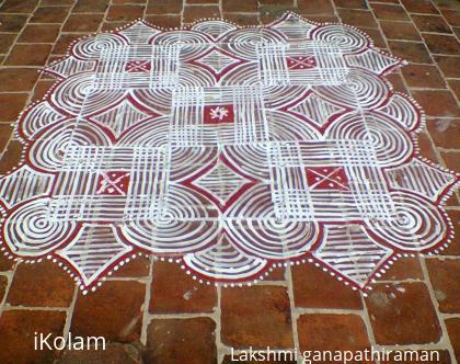 Rangoli: aadi velli 2013