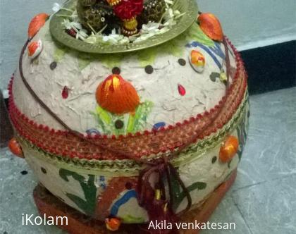 Rangoli: craft
