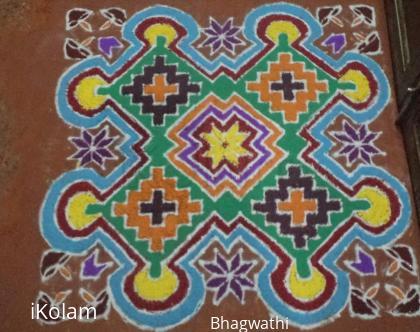 Rangoli: diwali rangolis
