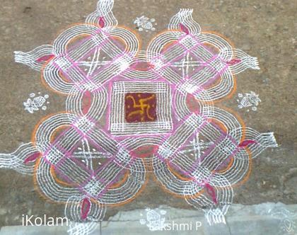 Rangoli: Kulal Kolam