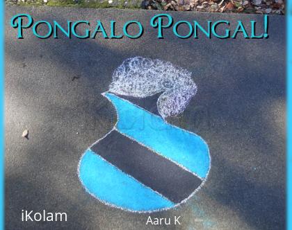Rangoli: Rangoli for Pongal