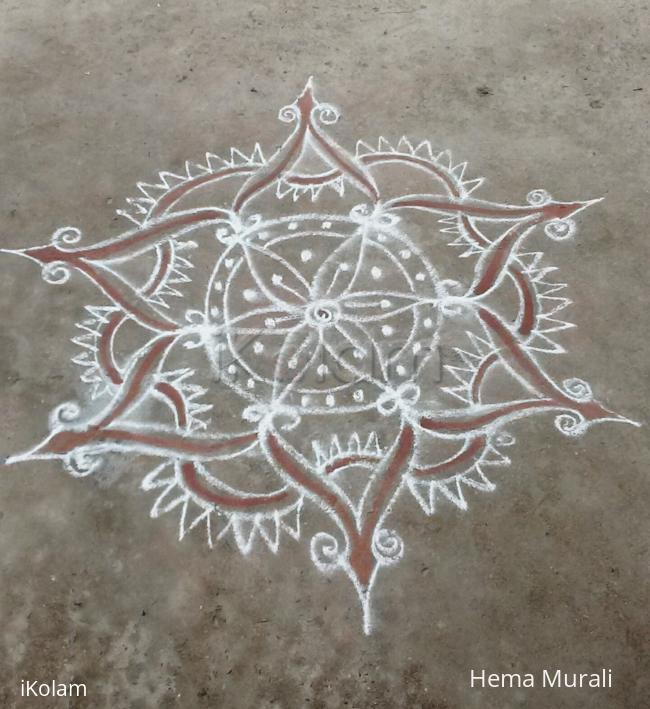 Rangoli: Anantha Chathurdhashi