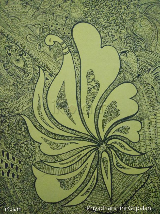 Rangoli: Doodle art
