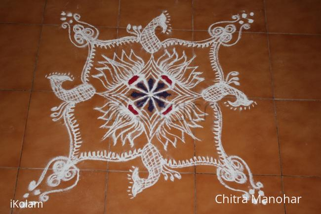 Rangoli: Today's Kolam