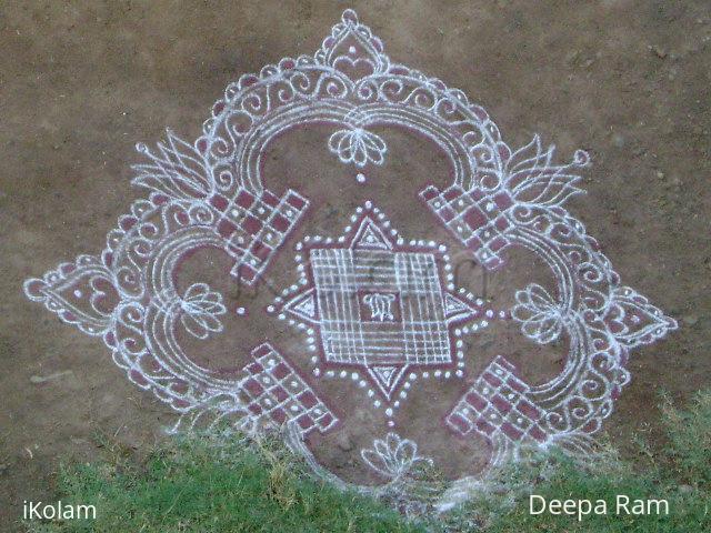 Rangoli: Aadi friday special !