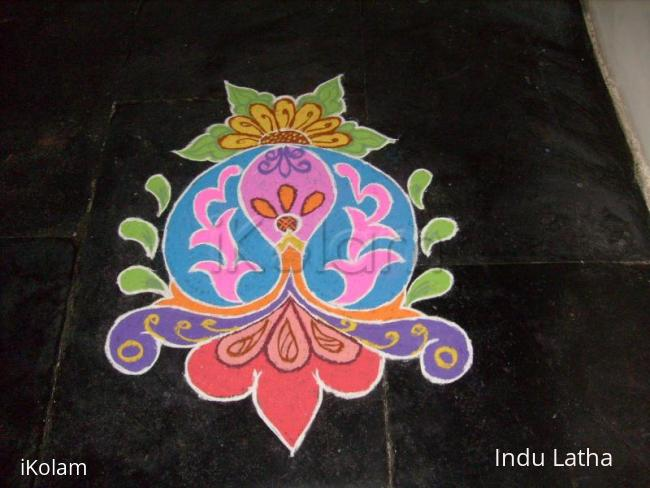 Rangoli: Deepavali Contest