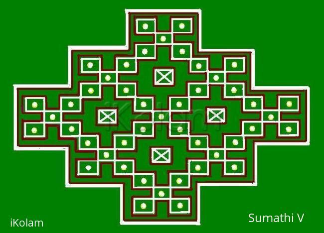Rangoli: Green Magic