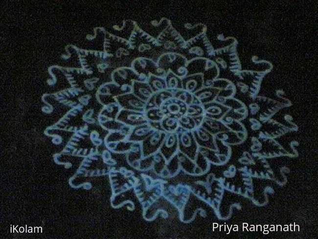 Rangoli: another maakolam