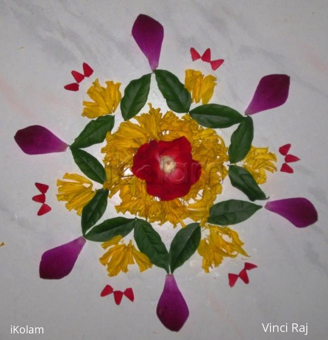 Rangoli: For You Rani