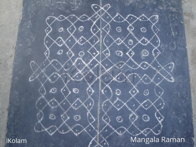 Rangoli: 24th dec 09