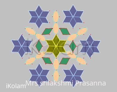 Rangoli: Padma1