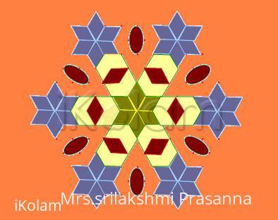 Rangoli: Padma2