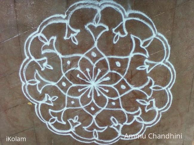 Rangoli: rangoli without dots