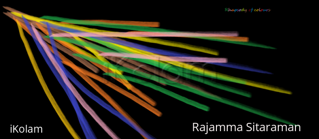 Rangoli: Rhapsody of colours