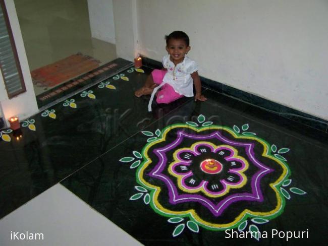 Rangoli: My Diwali Rangoli