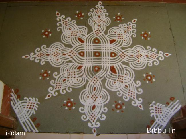Rangoli: Inspirations Maakolam