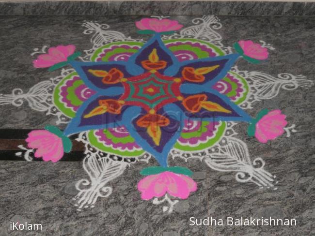 Rangoli: Diwali contest 2010