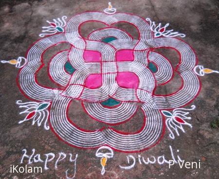 Rangoli: Diwali Special Kolam
