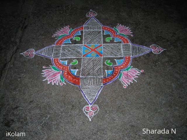 Rangoli: Padi/Rangoli Koalm