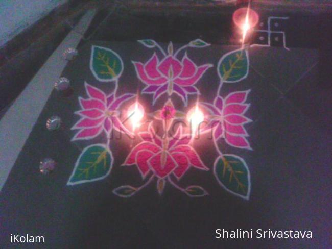 Rangoli: Rangolidone on Bhai Dujh