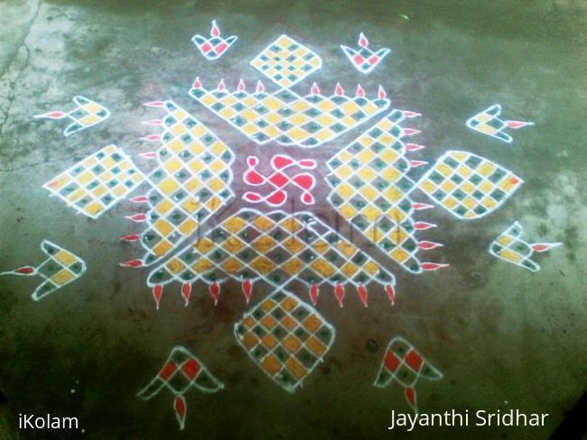 Rangoli: Navarathri Special - III