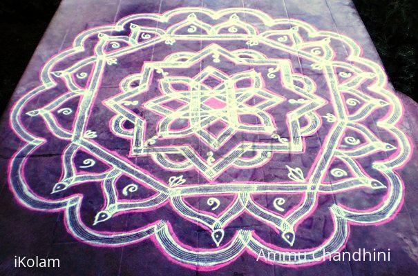 Rangoli: NAVARATHRI SPL