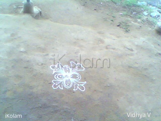 Rangoli: apartment kolams