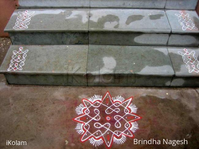 Rangoli: Another Small Kolam