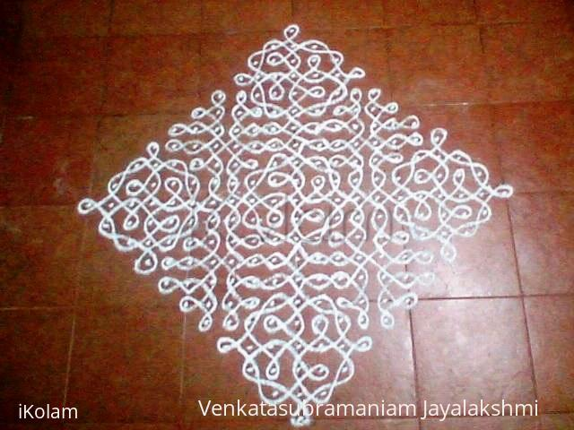 Rangoli: Margazhi contest 2011