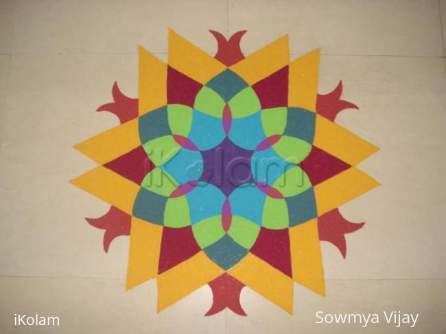 Rangoli: Basic Designs