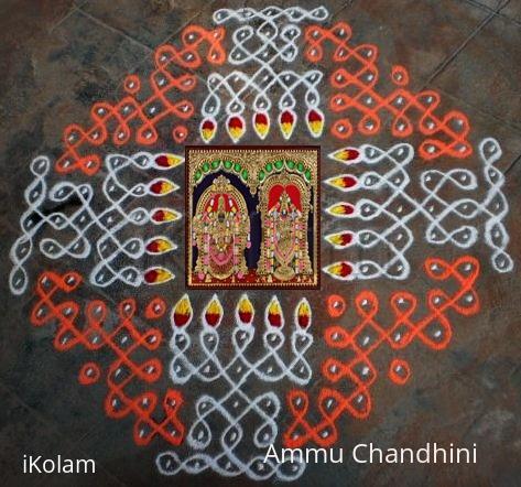 Rangoli: PURATTAASI 2nd SATURDAY KOLAM