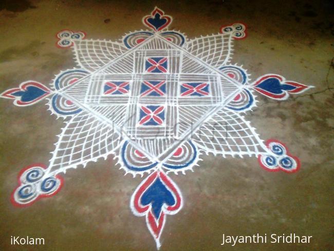 Rangoli: Thia Krithigai