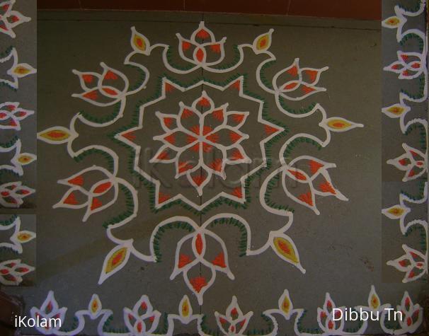 Rangoli: Dotted Maakolam