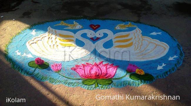 Rangoli: Margazhi Utsavam Day-29