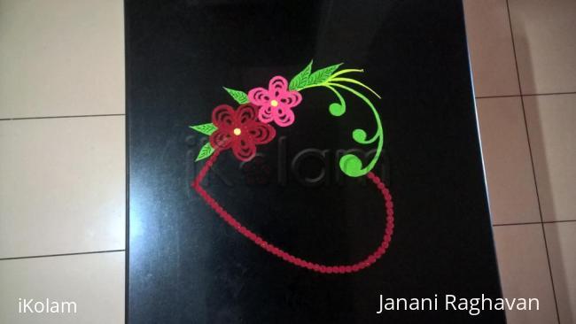 Rangoli: 2017-Valentine's Day-2