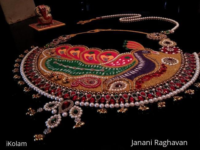 Rangoli: 2018- Nath- for the Goddess