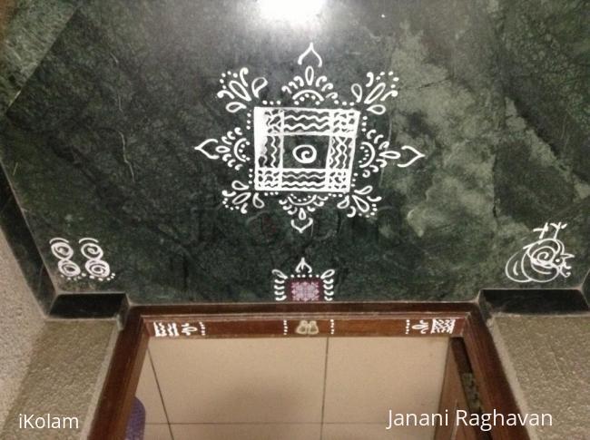 Rangoli: Home basic kolams-8