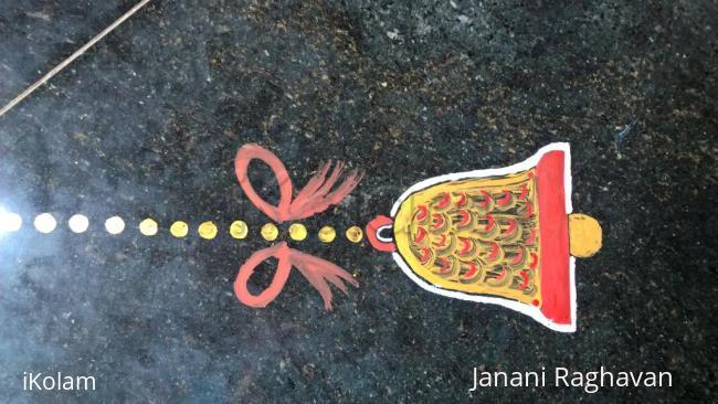 Rangoli: 2015-Christmas -Lobby-7