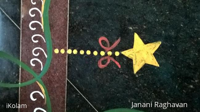 Rangoli: 2015-Christmas -Lobby-5