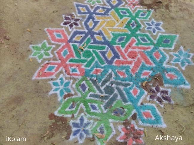 Rangoli: Pongal 2017